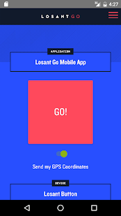 Losant Go- screenshot thumbnail