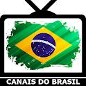 CanaisDoBrasil - TV online icon