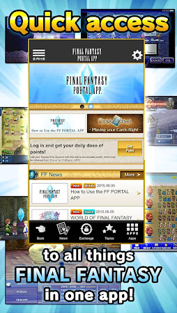 FINAL FANTASY PORTAL APP 1.0.5 screenshot 295711