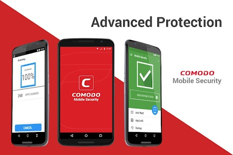 Comodo Mobile Security Capture d'écran