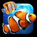 Diving 3D Live Wallpaper icon