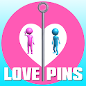 Pull The needles Save the Girl icon