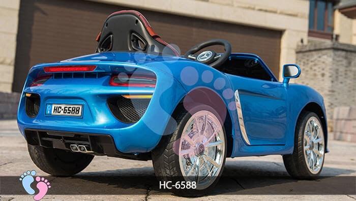 Xe ô tô điện cho bé Mercedes HC-6588 3