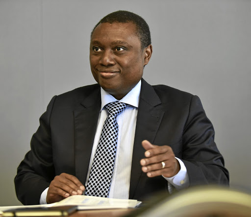Standard Bank CEO Sim Tshabalala says SA must be prepared for the fourth industrial revolution. Picture: FREDDY MAVUNDA