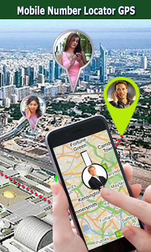 Mobile Number Location GPS 1.0 Screenshots 2