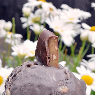 No Churn Chocolate Toffee Ice Cream #IceCreamSocial Recipe