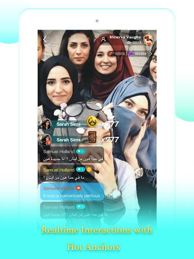7Nujoomu2013 Live Stream Video Chat & Random Chat Room 5.9.1 screenshots 9
