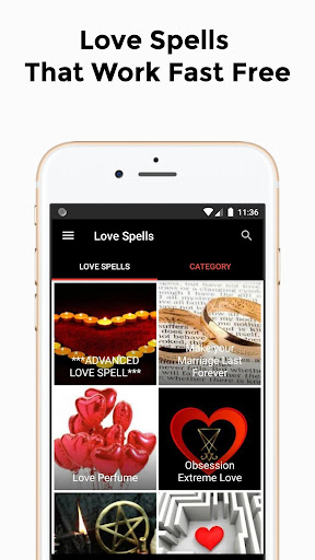 Love Spells That Work Fast Free App Report on Mobile Action - App