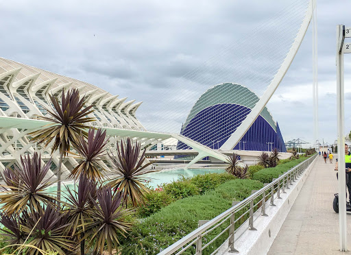 Valencia-City-of-Arts-Sciences4-1.jpg - The new Aquarium in the City of Arts and Sciences arts complex in Valencia, Spain.