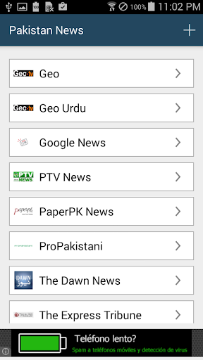 Pakistan News u067eu0627u06a9u0633u062au0627u0646  screenshots 10