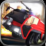 Fire Fighter Truck Simulator Icon