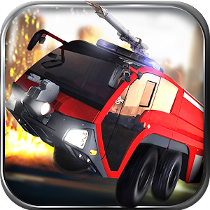 Fire Fighter Truck Simulator for PC and MAC