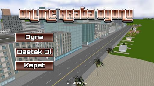 Online Araba Oyunu