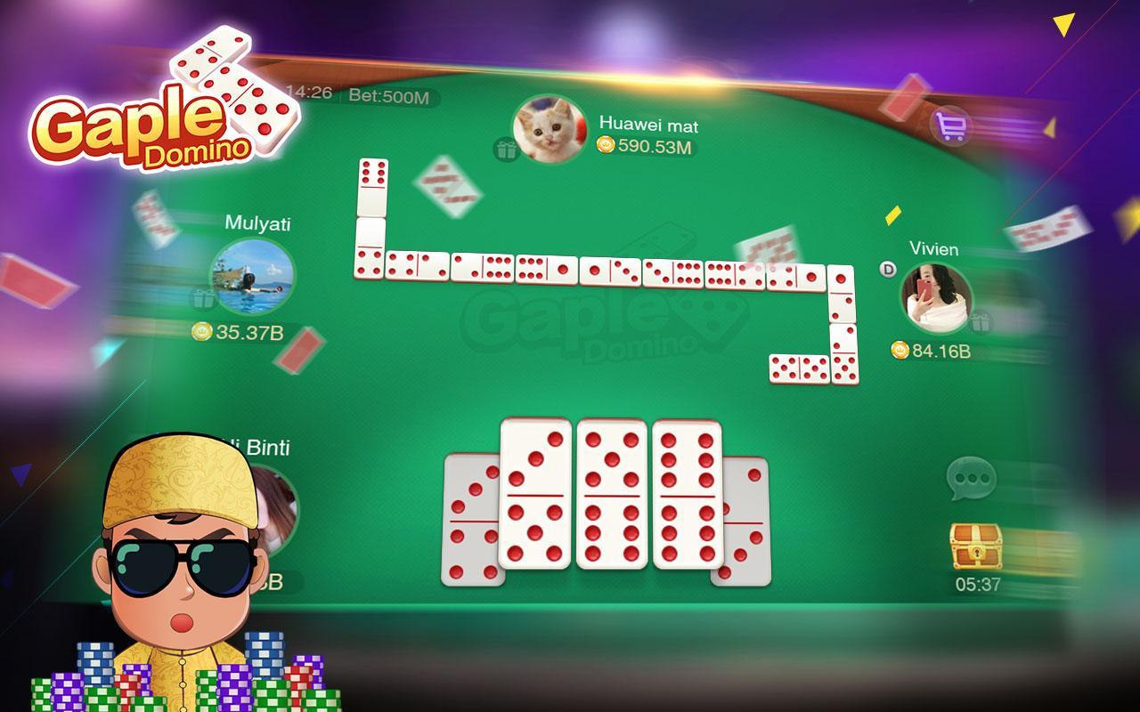 Domino Gaple Pulsa Online Free Apk 2 2 0 0 Download Free Games Apk Download