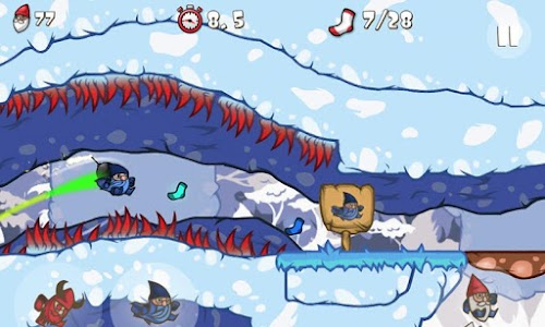 Geki Yaba Runner screenshot 7