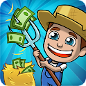 Idle Farm Tycoon - Merge Crops icon