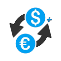 Currency Converter Easily+ icon