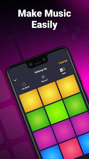 Drum Pad Machine - Beat Maker & Music Maker screenshot 1
