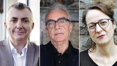 Manuel Vilas, Juan José Millás y Marta Sanz brillarán en la programación de la Feria del Libro de Almería 2021.