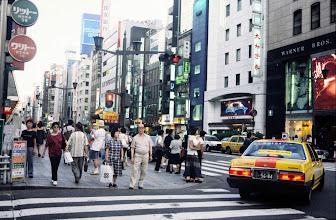 Photo: Tokyo, Ginza