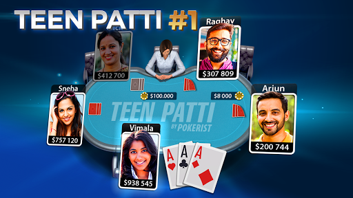 Teen Patti by Pokerist apkslow screenshots 11