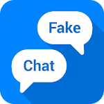 Fake fb Messenger Prank Icon