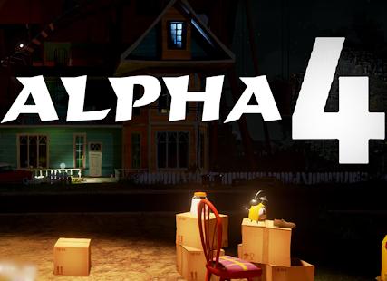 download hello neighbour alpha 4 pc