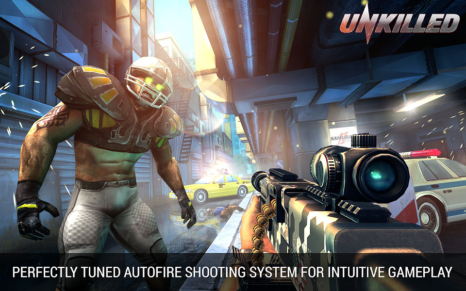 nkilled Mod (Unlimited Money) v0.0.3 APK