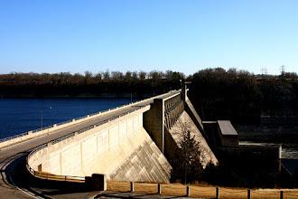 Photo: Bull Shoals Arkansas, power plant