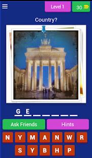 Monument & Landmark Quiz - náhled