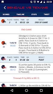 Live Football: NFL - náhled