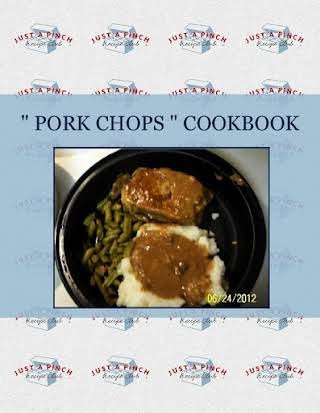 """ PORK CHOPS "" COOKBOOK"