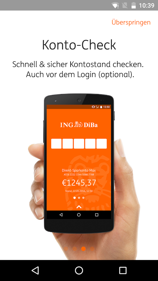ING-DiBa Austria Banking App - Android Apps on Google Play