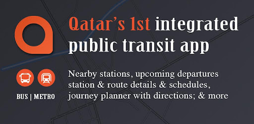 Qatar Transit - Bus, Metro, Times, Maps, Planner - Apps on