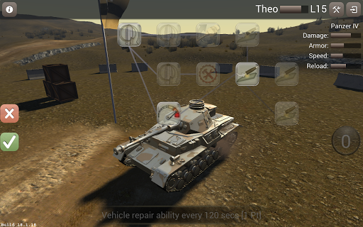 Archaic: Tank Warfare screenshots 9