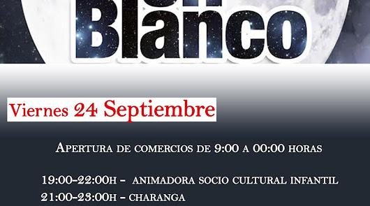 Carboneras celebra la Noche en Blanco para fomentar el consumo en su comercio