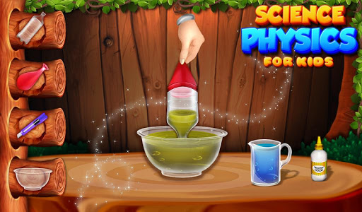 Science Physics For Kids