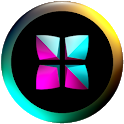 CYBERNEON Next Launcher 3D Theme icon