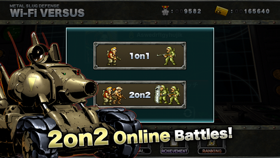 Game METAL SLUG DEFENSE APK for Windows Phone