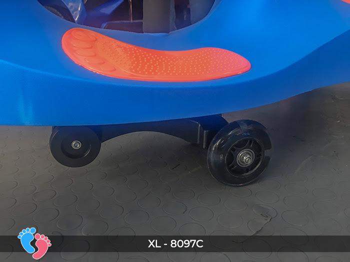Xe lắc cho trẻ em Broller XL-8097C 16