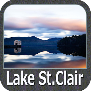 Lake St.Clair Gps Navigator