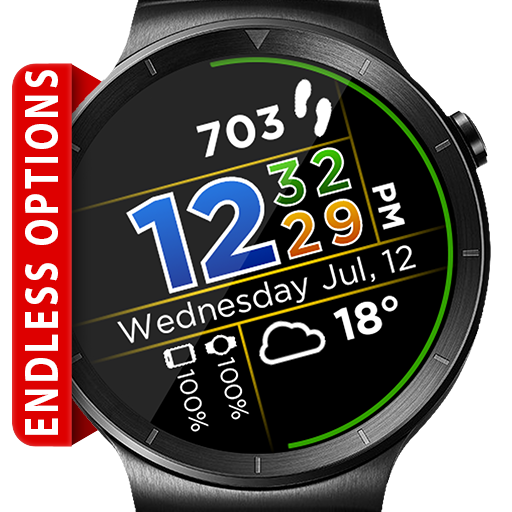 FACE-ify HD Watch Face