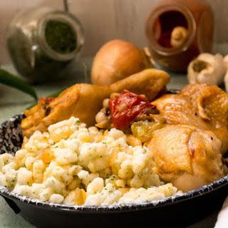 Sweet Rice Flour Noodles Recipes