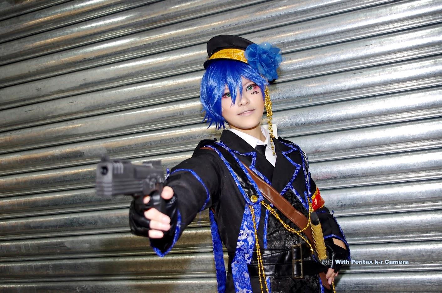 2017年第一季與cosplay有關的活動照片