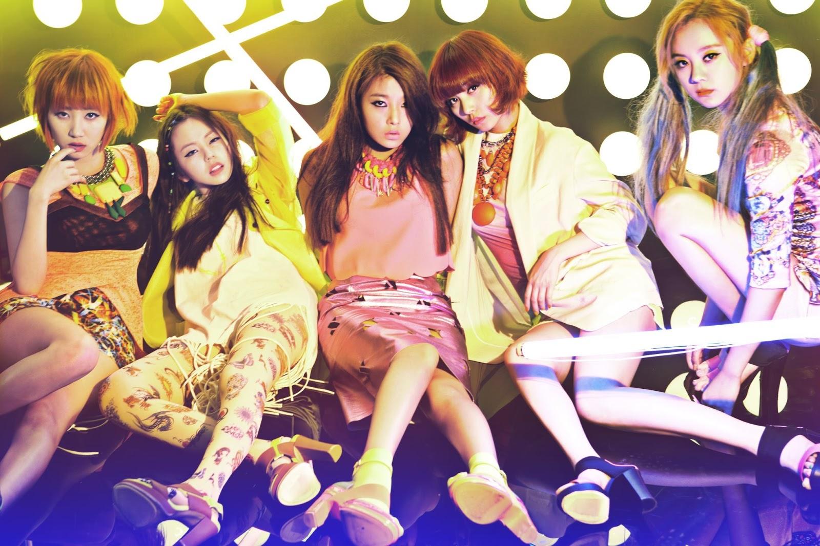 wonder girls yubin debut 1