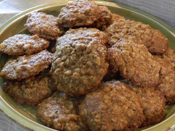 Maple Nut Cookies