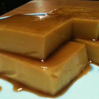 My Simple Custard Flan ( Filipino Leche Flan).