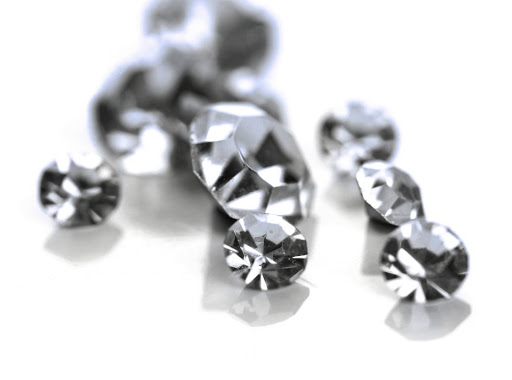 Glint: India expects a rise in the export of polished diamonds to the US. Picture: SUPPLIED