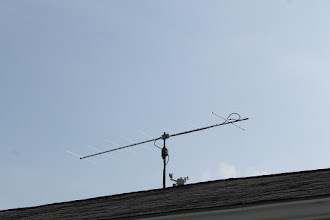 Photo: WB9OTX 10 Element 2 Meter Yagi