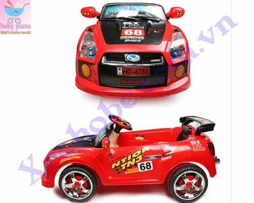 Xe hơi điện cho bé XH 6788 4
